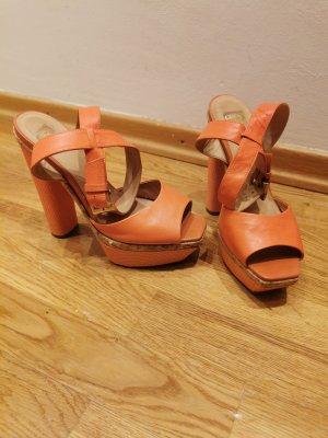 Asos Shoes Hoge hakken zalm
