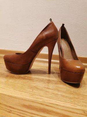 Asos Shoes Hoge hakken bruin