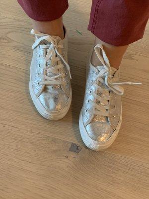 ASOS platform Schuhe mit Glitzer Effekt - perfekt für Frühling