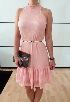 Asos Flounce Dress multicolored