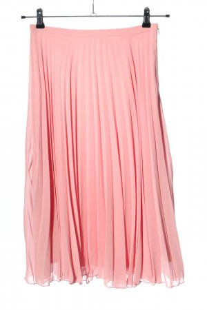 Asos Falda plisada rosa elegante
