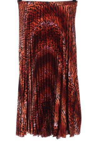 Asos Plisowana spódnica Na całej powierzchni W stylu casual