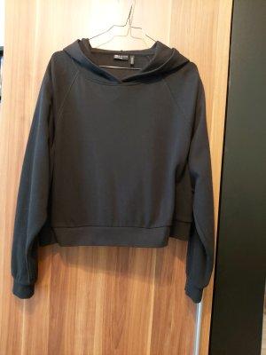 Asos Capuchon sweater zwart