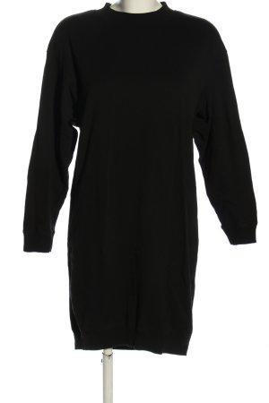 Asos Robe pull noir style décontracté