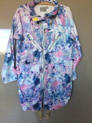 Asos Heavy Raincoat multicolored