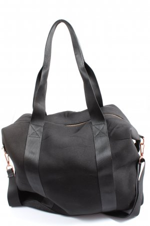 Asos Travel Bag black casual look