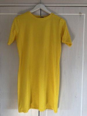 ASOS Ribbed T-Shirt Kleid