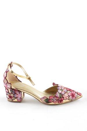 Asos Sandalo con cinturino motivo floreale elegante