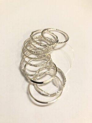 Asos Ringe 12 Stück