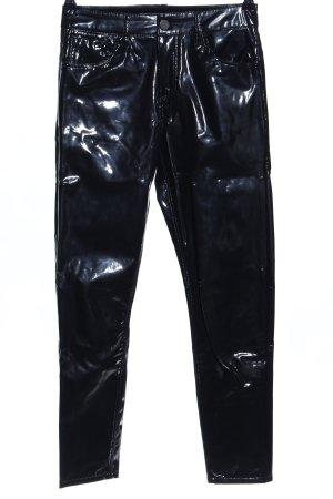 Asos Pantalon cigarette noir style décontracté