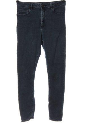 Asos Jeans a sigaretta blu stile casual