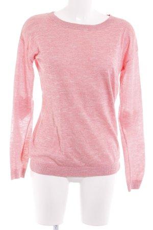 Asos Rundhalspullover rosa schlichter Stil