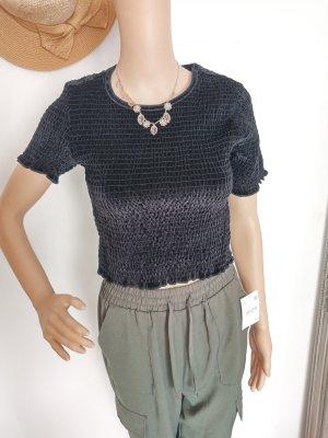 Asos Koszulka typu batik czarny