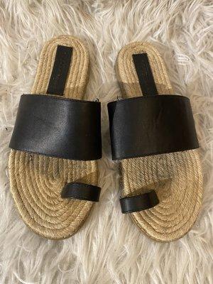 Asos Shoes Entre-doigt multicolore