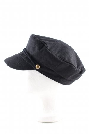 Asos Visor Cap black casual look
