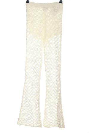 Asos Flares cream extravagant style