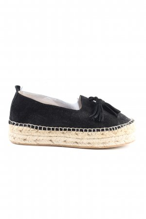 Asos Slip-on Shoes black casual look