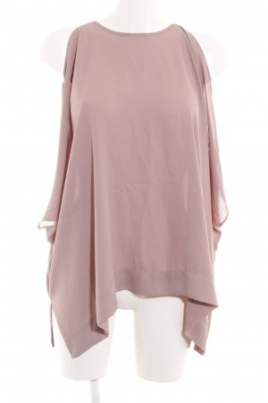 Asos Schlupf-Bluse pink Casual-Look