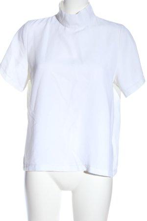 Asos Schlupf-Bluse weiß Casual-Look