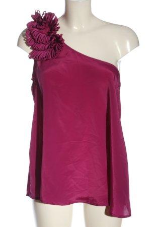 Asos ärmellose Bluse pink Elegant
