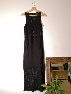 ASOS DESIGN Midi Dress black polyester