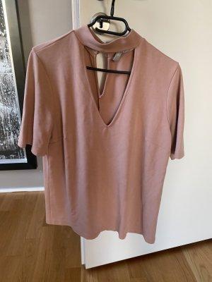 ASOS Shirt Bluse L 40 rosa