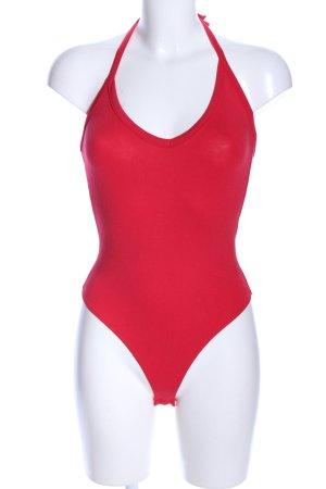 Asos Body rouge style décontracté