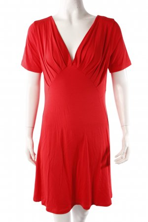 Asos Shirtkleid in Rot