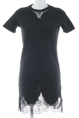 Asos Shirtkleid schwarz Party-Look
