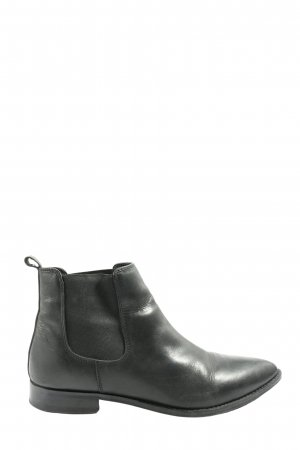 Asos Shoes Chelsea Boots black casual look