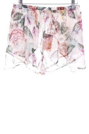 Asos Shorts lachs-magenta Casual-Look