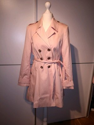 Asos Trench Coat pink