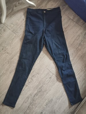 Asos Denim Jeans skinny bleu foncé