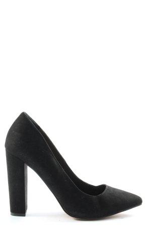 Asos Spitz-Pumps schwarz Elegant