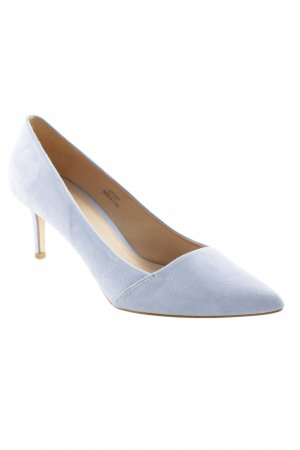 Asos Spitz-Pumps himmelblau Business-Look