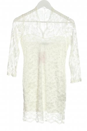 Asos Lace Dress white elegant
