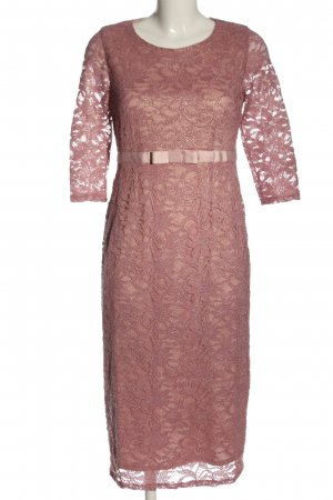 Asos Spitzenkleid pink Elegant