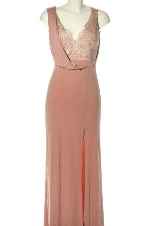 Asos Spitzenkleid pink Casual-Look