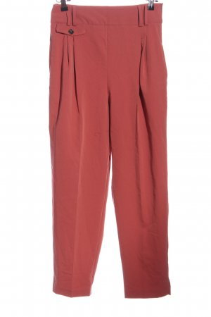 Asos Stoffhose rot Casual-Look