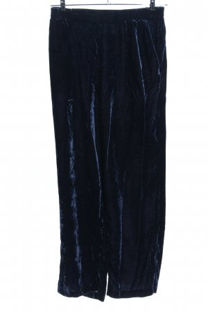 Asos Stoffhose blau Casual-Look