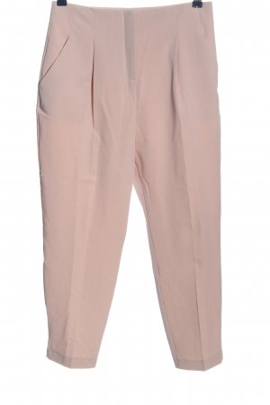 Asos Stoffhose pink Casual-Look