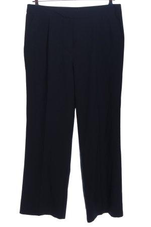 Asos Pantalon en jersey noir style d'affaires