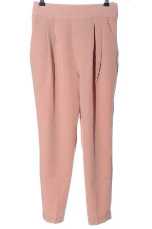 Asos Jersey Pants pink casual look