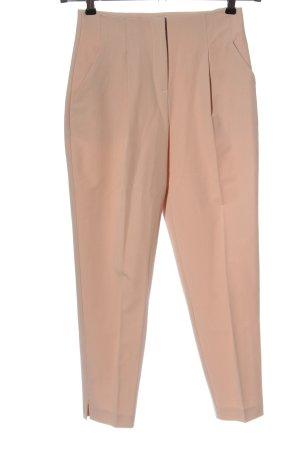 Asos Pantalone jersey color carne stile professionale