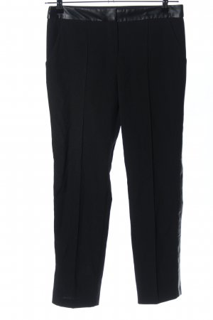 Asos Pantalone jersey nero stile professionale