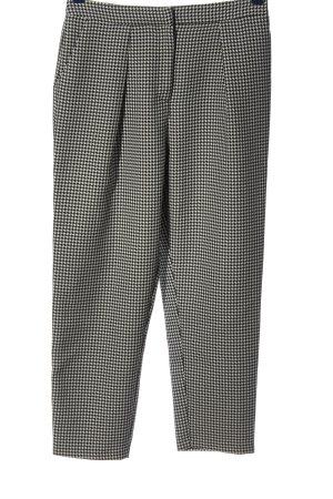 Asos Pantalon en jersey noir-blanc style décontracté