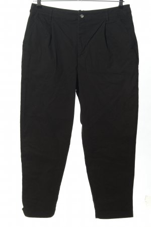 Asos Jeans a vita alta nero stile casual
