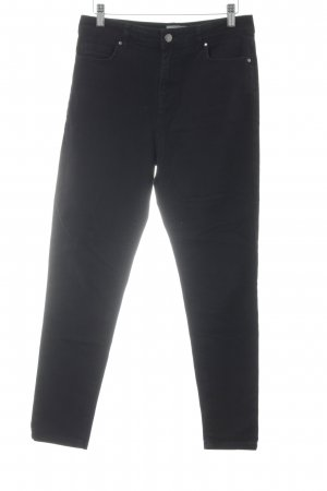 Asos Stretch Jeans schwarz Casual-Look