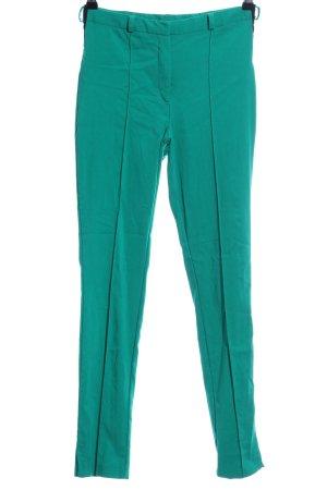 Asos Stretchhose grün Casual-Look