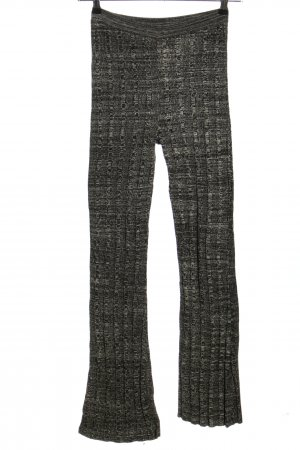 Asos Stretch Trousers light grey flecked casual look